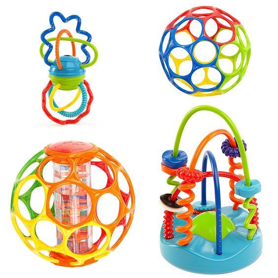 "Oball Click, Slide & Twist Gift Set - Rhino Toys - Toys""R""Us $24"