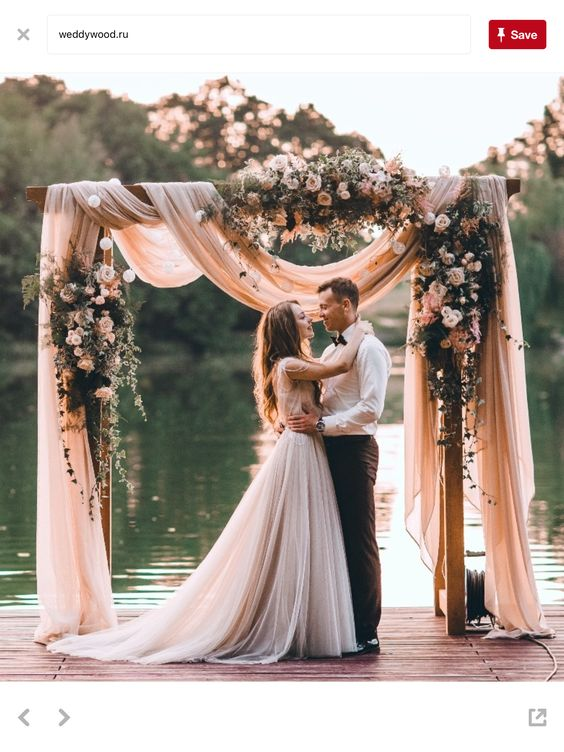 aankleding van je bruiloft