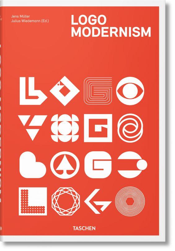 Logo Modernism. TASCHEN Verlag