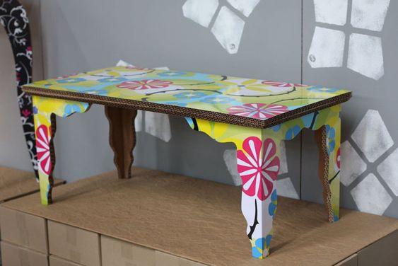 furniture designrulz 14 Decora con muebles de cartón reciclado