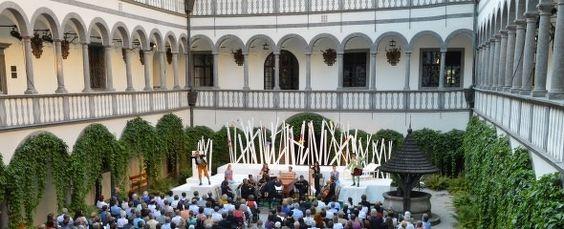 Strudengau: 20. Donaufestwochen auf Schloss Greinburg  Mehr unter >>> http://a24.me/1qqJlEV