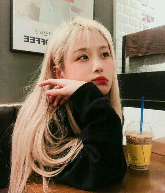 Save Follow Not Save Free Lam Blonde Hair Girl Blonde Asian
