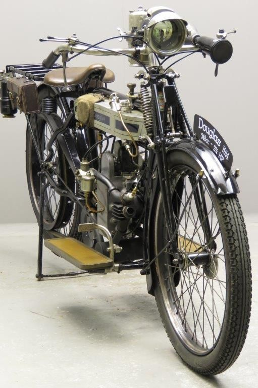 Douglas 1914 2 Hp 350cc 2 Cyl Sv 2712 Yesterdays Vintage Motorcycles Old Bikes Classic Motorcycles