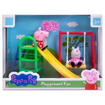 Peppa Pig Peppa & Suzy Playground Fun