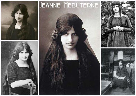 Artesplorando: Jeanne Hebuterne, la musa di Modì: