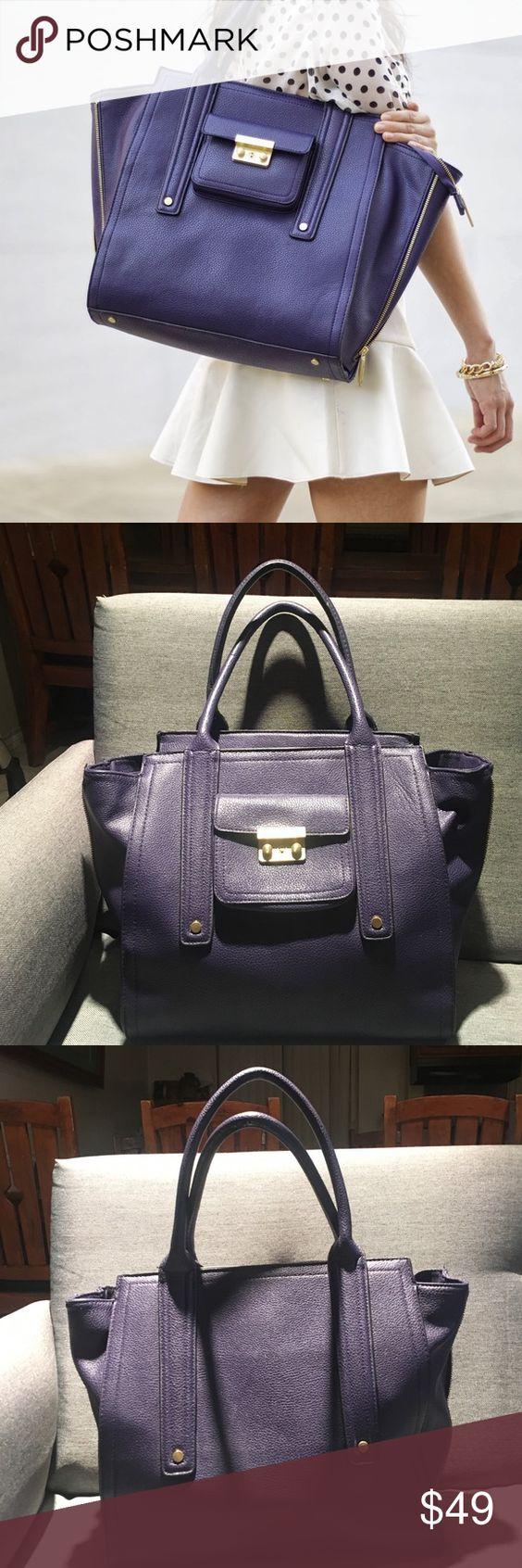Large tote bags at target - 3 1 Phillip Lim Target Large 3 1 Phillip Lim Target Purple Tote Bag In Good Preowned