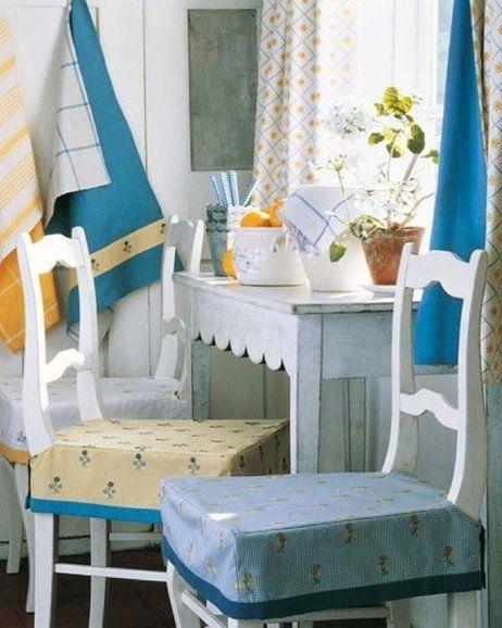 Forro para sillas sillas pinterest manualidades for Forros para sofas