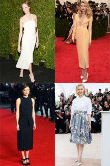 16 red carpet looks you can actually wear in real life