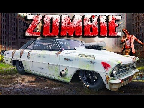 Pin By Ricky Turner On Cool Cars White Zombie Street Outlaws Chevy Nova