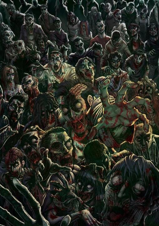 Super Zombie pics