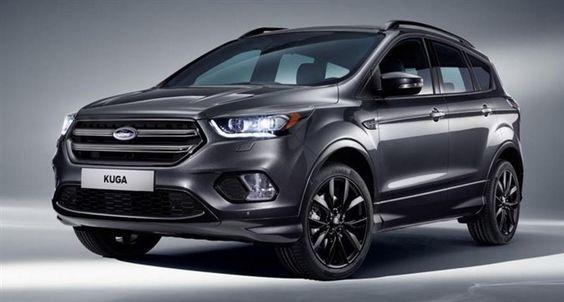 New Ford Kuga images revealed - Jennings Motor Group