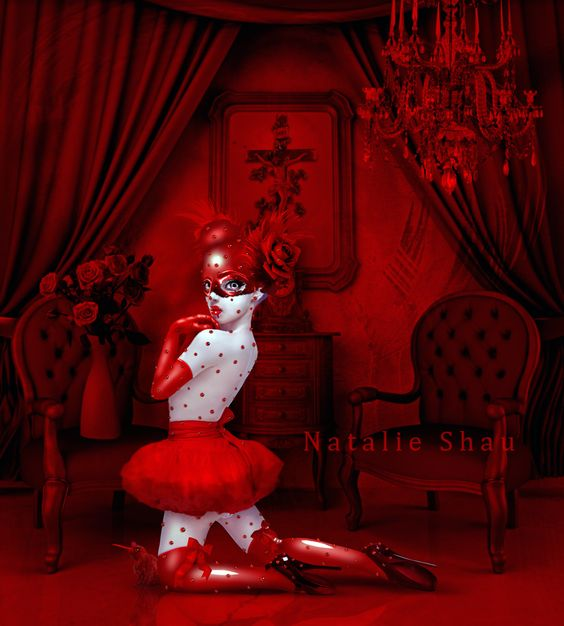 obsession by NatalieShau.deviantart.com  Digital Art / Mixed Media