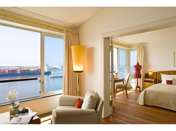 TOP 5 luxury hotels in Hamburg