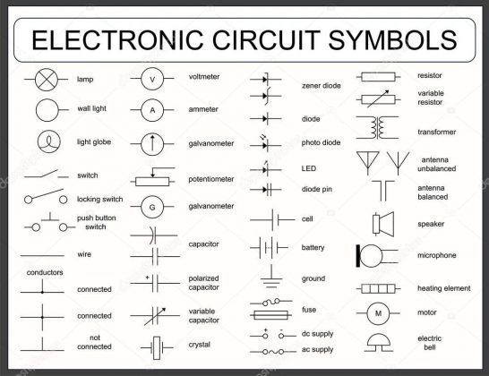 23 Best Sample Of Automotive Wiring Diagram Design Bacamajalah In 2020 Electronics Circuit Electrical Schematic Symbols Circuit