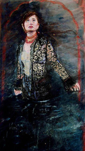 Sylvia Nitti (….. - …..) – Pintora Cipriota_7