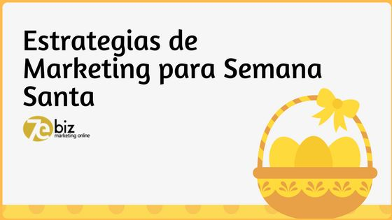 estrategias de marketing online para semana santa