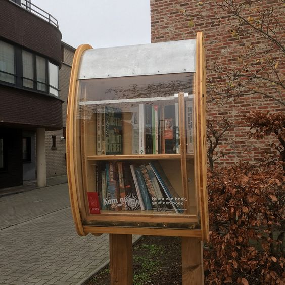 Boekentil Leuven NEW