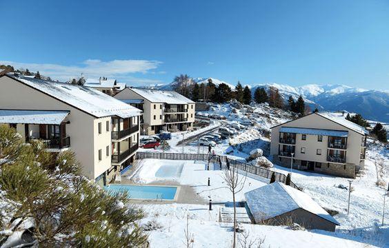 Mille Soleils à Font-Romeu, promo séjour ski pas cher location ski Font Romeu Voyages Loisirs prix promo Voyages Loisirs à partir 286.17 € T...