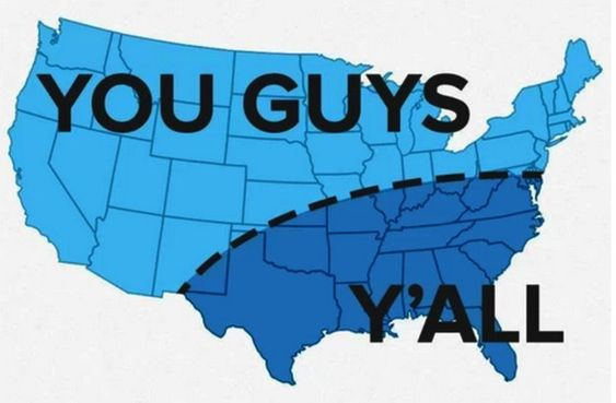 22 Words That Have A Totally Different Meaning In The South: