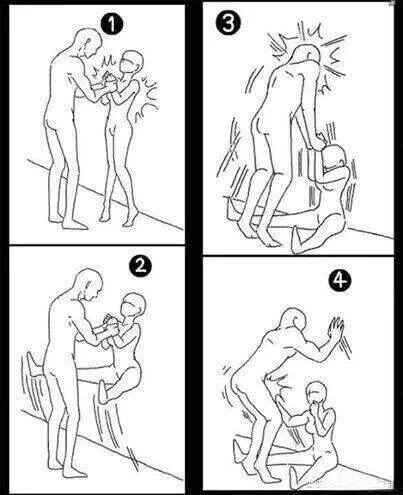 Como se defender contra uma tentativa de estupro