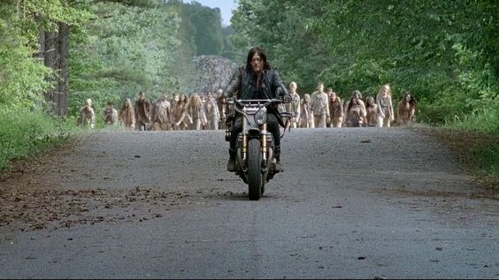 The Walking Dead - BEST SCENE EVER (feat. Daryl Dixon)