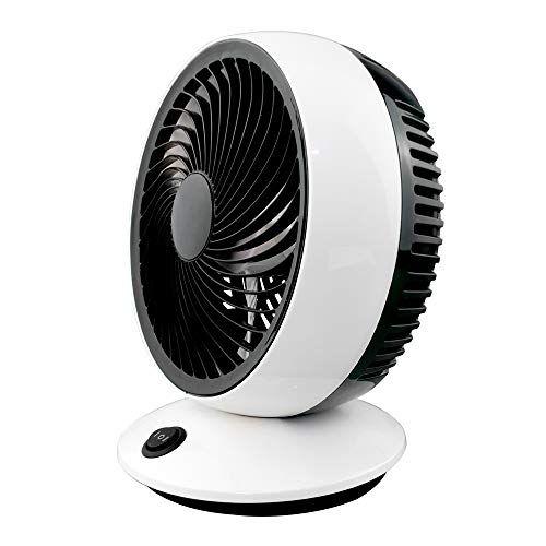 Airartdeco 6 Inch Usb Portable Desk Fan 2 Speed Control Usb