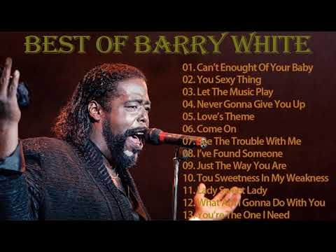Sweet Emotion Christmas Jam 2020 Youtube Barry White Greatest Hits   Best Songs Of Barry White   Barry