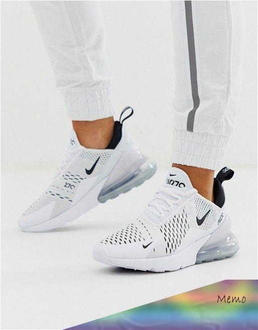 Honorable Grado Celsius Inhalar  Dec 23, 2019 - Nike White And Black Air Max 270 Sneakers | ASOS | Nike air  max white, Nike shoes women, Nike air shoes