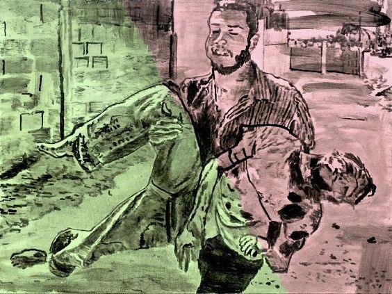 - David Reeb - Paintings - beit lahiya image