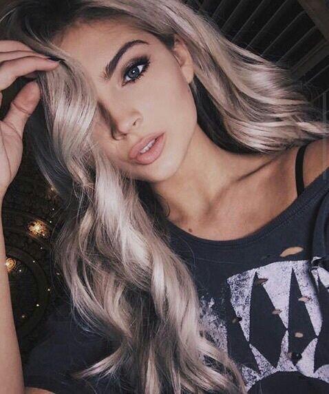 صور بنات كول اجمل صور للفيس بوك Hair Styles Pretty Girls Selfies Hair