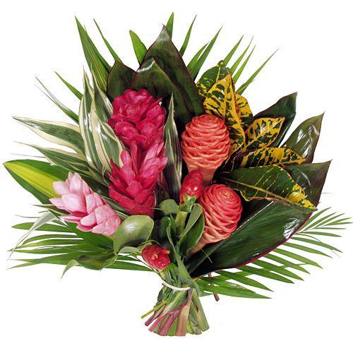 prix imbattable pour ce magnifique bouquet de fleurs exotiques appel aux r v. Black Bedroom Furniture Sets. Home Design Ideas
