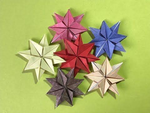 Origami Stern Youtube