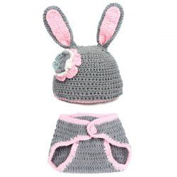Fashional Woolen Yarn Knitted Rabbit Shape Photography Clothes Set For BabyFor Fashion Lovers only:80,000+ Items • New Arrivals Daily • Affordable Casual to Chic for Every Occasion Join Sammydress: Get YOUR $50 NOW!