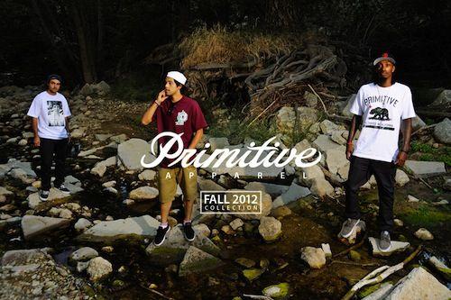 Primitive Fall 2012 Collection | Lookbook | stupidDOPE.com