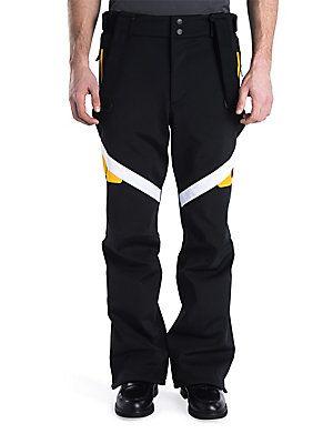 Fendi Technical Ski Pants - Black