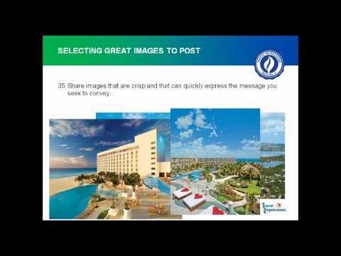 ▶ Social U: Intermediate Webinar for #TravelAgents hosted by Travel Impressions