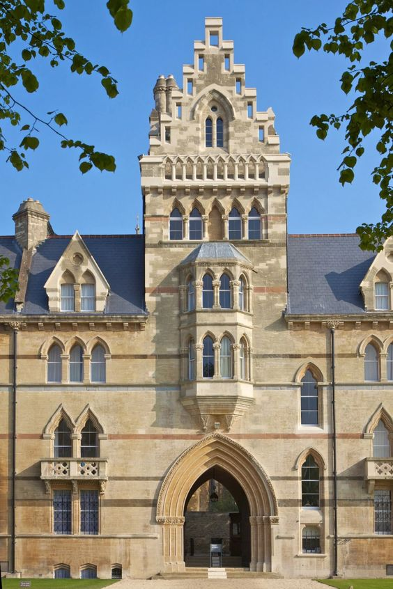 Christ Church College, Oxford, England, United Kingdom - Culture Review - Condé Nast Traveler