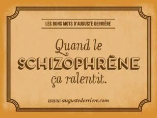 Humour: les jeux de mots d'Auguste Derrière - 44 images: