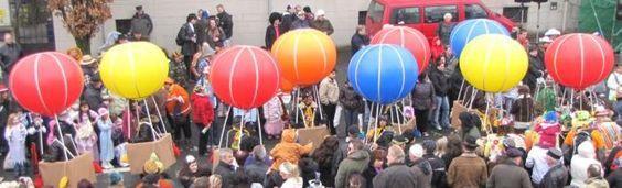 Schöne karneval dekoration 2015