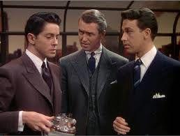 The Rope (la soga), Hitchcock's movie.