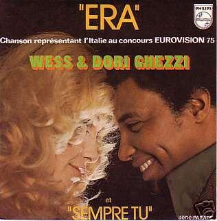 Era 1975 stampa francese
