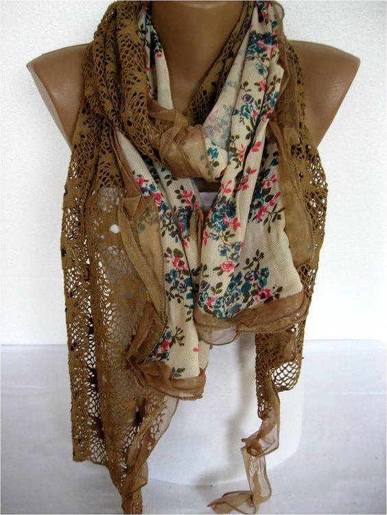 infinity scarf-
