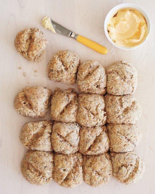 Pull Apart Soda Bread Recipe