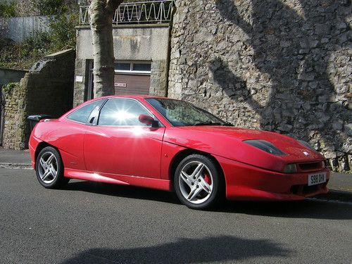 1998 Fiat Coupe 20v Turbo 1998 Fiat Coupe 20v Turbo Fiat Coupe Fiat Coupe