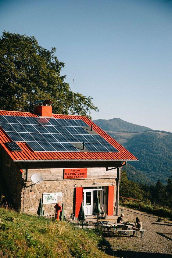 Randonnee Dans Le Massif Des Vosges 3 Jours Sur Le Gr5 Massif Des Vosges Vosges Randonnee