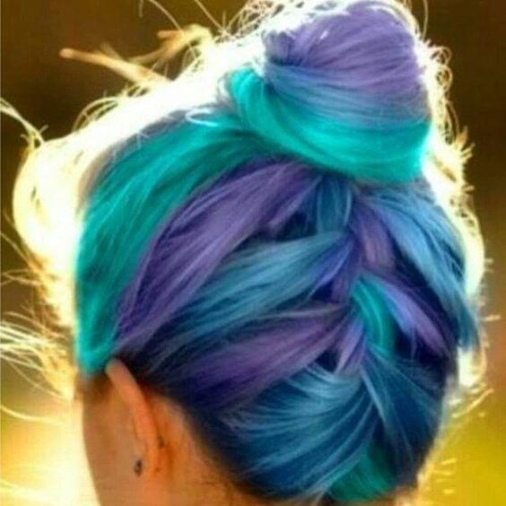 Wow! #hair #goals #inspirehairstyles ✨