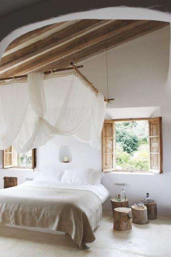 ... Chambre Romantique sur Pinterest  Chambres Romantiques, Chambres et