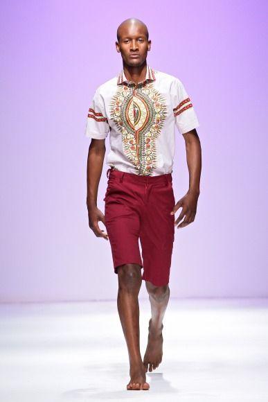 Taf The Tailor Zimbabwe Fashion Week 2014 day 3 fashionghana african fashion (9)