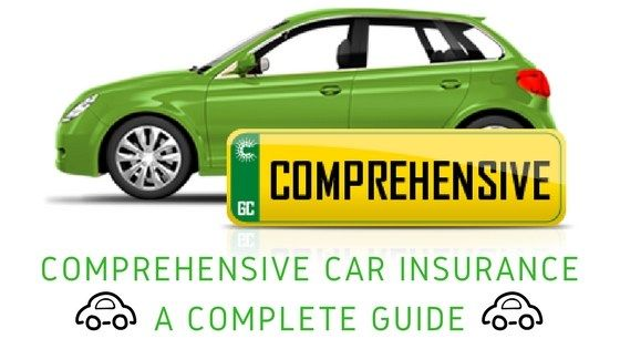 Comprehensive Insurance Car Insurance Terms To Think About Insurance Comprehensive Car Insurance Car
