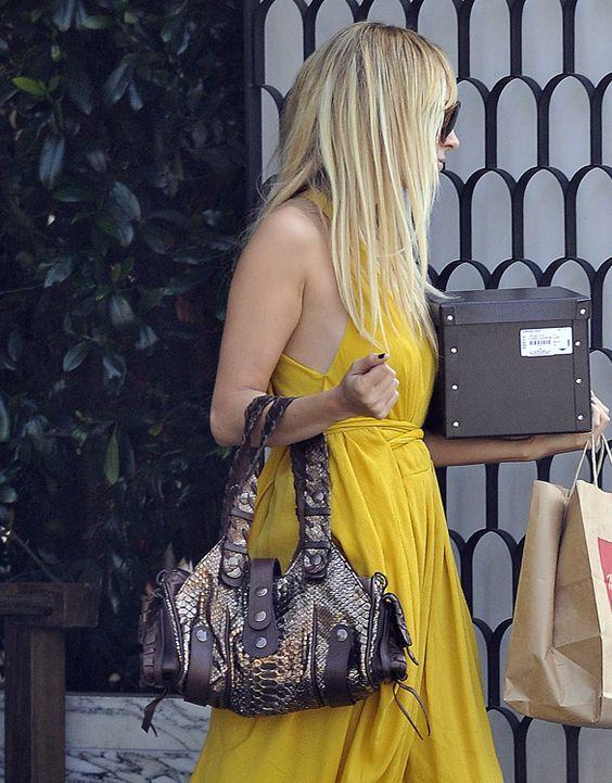 chloe python handbag review